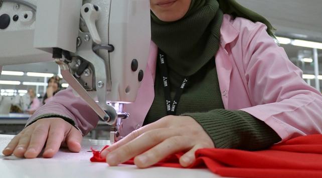 Türkiyede 10 yılda kadın istihdamı yüzde 63 arttı