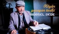 """52 yıldır yazdığı günlükleriyle köyün yaşayan tarihi """"Mürsel dede"""""""