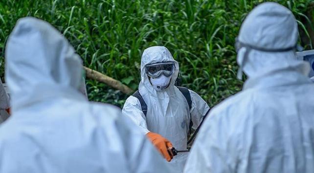 KDCdeki ebola salgınında ölümlü vaka sayısı 200ü geçti