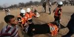 İsrail askerleri gerçek mermilerle ateş açtı: 1 Filistinli şehit