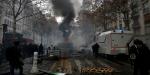 Paristeki gösterilerin faturası 3 ila 4 milyon euro
