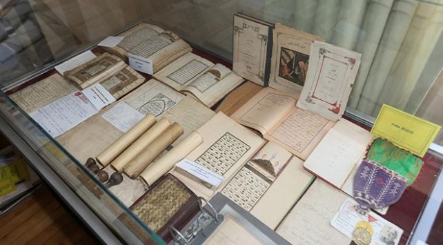 Bolu ve Köroğluna ait Osmanlı belgeleri Boluya getirildi