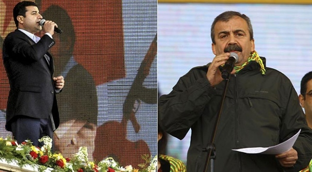 Demirtaş, Önder ve Balukennin hapis cezası onandı