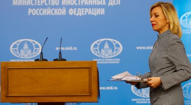 """Rusyadan ABDye """"Orta Menzilli Nükleer Kuvvetler Anlaşması"""" yanıtı"""