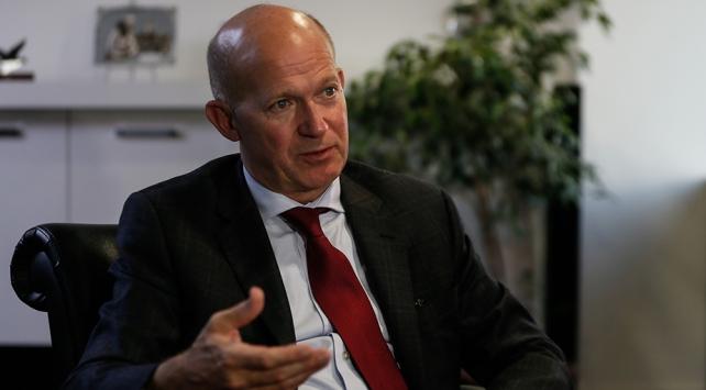 İngilterenin Ankara Büyükelçisi Chilcott: Suriyede 1-2 yıl daha barış görünmüyor