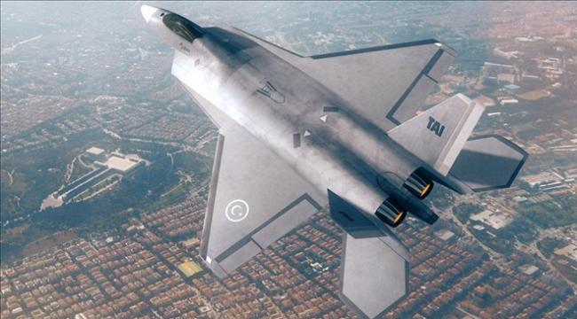 Milli muharip uçak rüzgar tünelinde