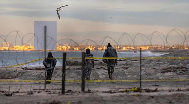 ABDye gitmeye çalışan yaklaşık 4 bin göçmen öldü ya da kayboldu