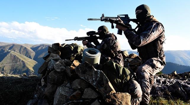 YPG/PKKya sonbahar darbesi: 515 terörist etkisiz hale getirildi