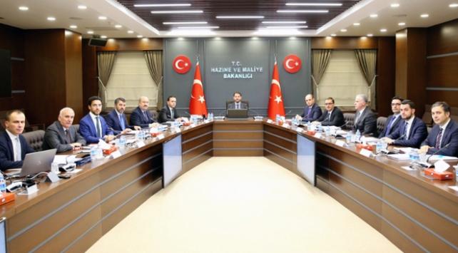Finansal İstikrar ve Kalkınma Komitesi ikinci toplantısını yaptı