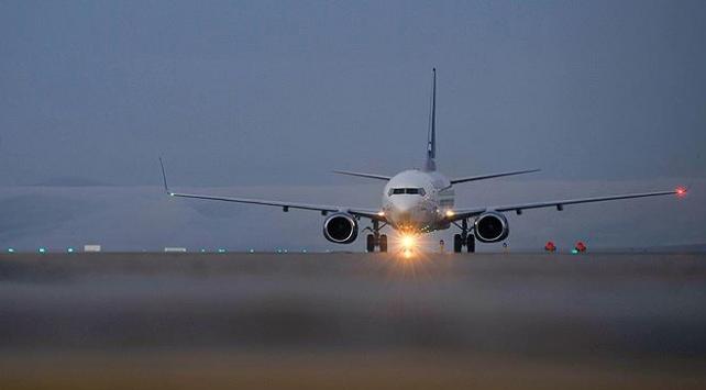 Hava yolu yolcu sayısı 197 milyona yaklaştı