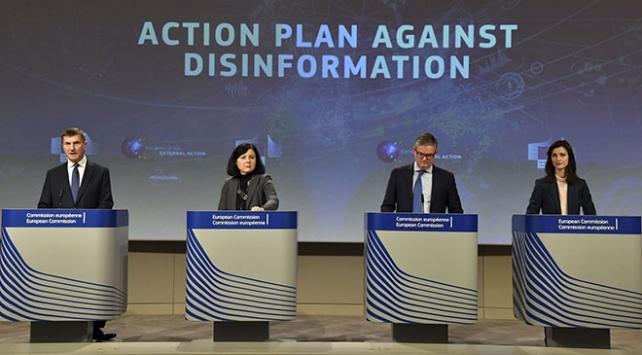 """Avrupa Birliği """"sahte haberler"""" için önlem alıyor"""