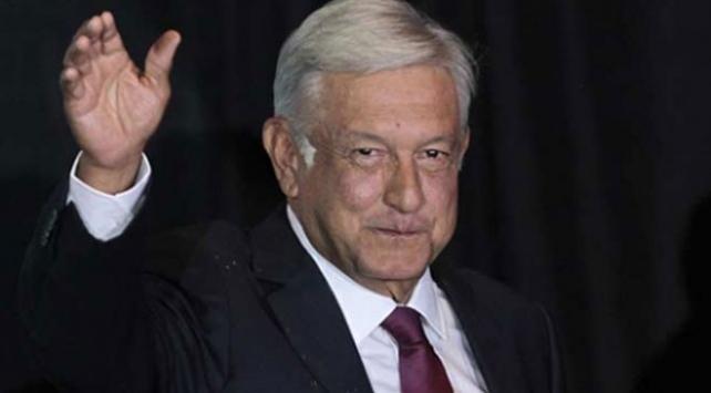 Meksika Devlet Başkanı Obrador: Trump ile göçmen konusunu görüşeceğiz