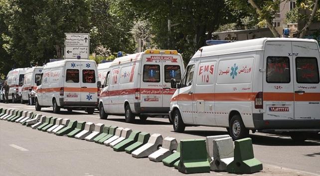İranda bombalı saldırı: 2 kişi hayatını kaybetti