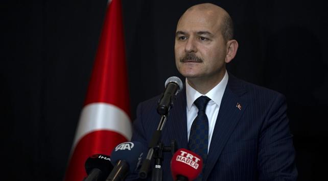 İçişleri Bakanı Soylu: Tüm zamanların en büyük yakalaması gerçekleşti