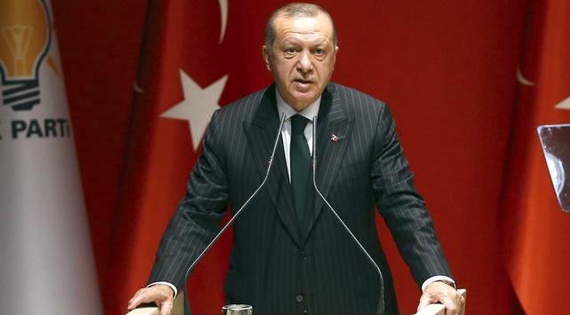 Cumhurbaşkanı Erdoğan: Kılıçdaroğlu, PKK sempatizanı Alman vekil ile ne konuştun?