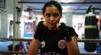 Milli muay thaici Haticenin hedefi dünya şampiyonluğu