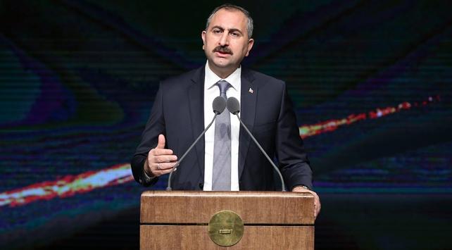 Adalet Bakanı Gül: Terörle mücadele küresel mücadele gerektirmektedir