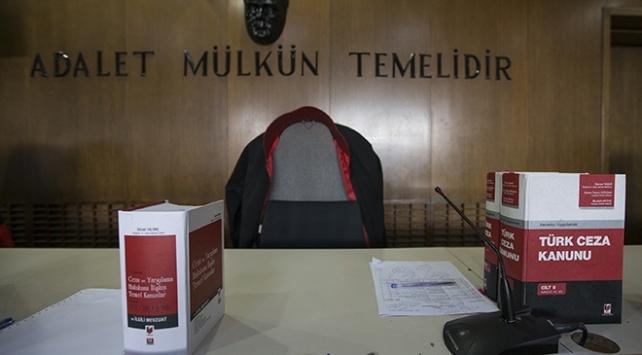 FETÖnün adliye yapılanması davasında 36 sanığa hapis