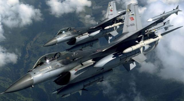 Irakın kuzeyinde silahlı 8 terörist etkisiz hale getirildi