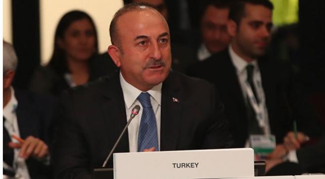 Bakan Çavuşoğlu: FETÖ, uluslararası kuruluşları istismar ediyor