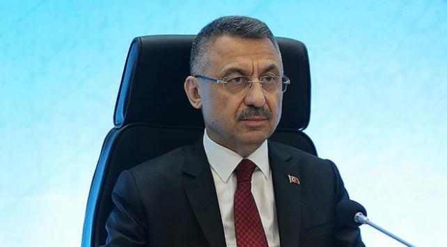Cumhurbaşkanı Yardımcısı Oktaydan KKTC Başbakanı Erhürmana geçmiş olsun telefonu