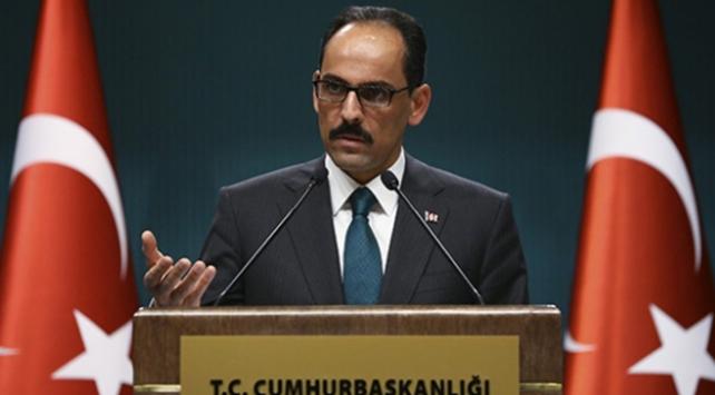 Cumhurbaşkanlığı Sözcüsü Kalından Yemene yardım çağrısı