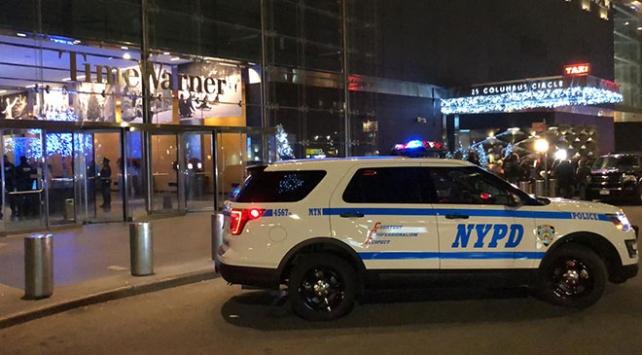 CNNin New York ofisinde bomba alarmı