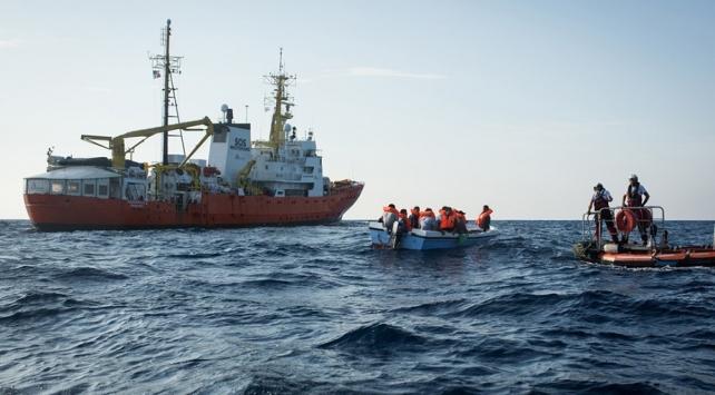 Aquarius gemisi arama kurtarma faaliyetlerine son veriyor