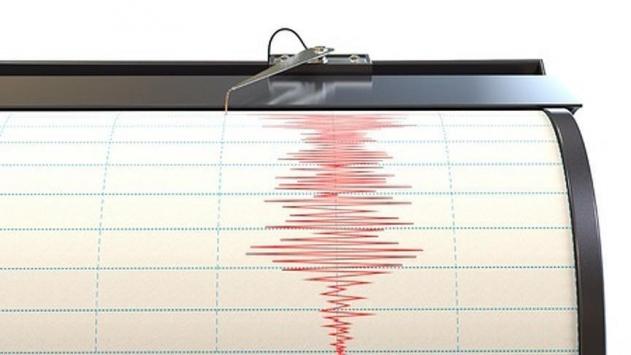 Akdenizde 4,3 büyüklüğünde deprem