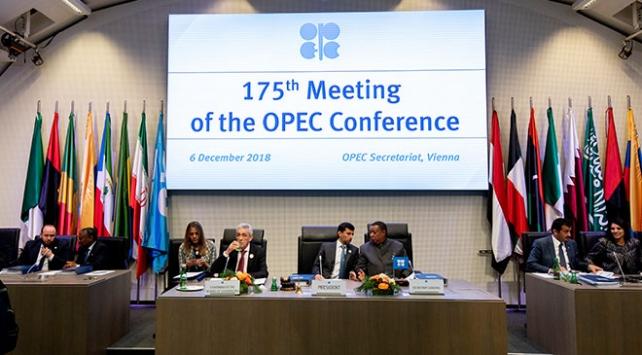 OPEC kararını bugün açıklayacak