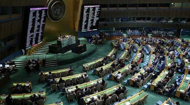 Hamas BMde ABDnin karar tasarısını reddeden ülkelere teşekkür etti