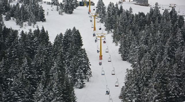 Kış turizminin merkezlerinden Uludağda sezon 14 Aralıkta açılıyor