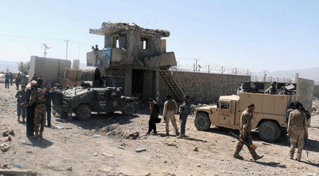 Afganistanda Taliban karakola saldırdı: 14 ölü