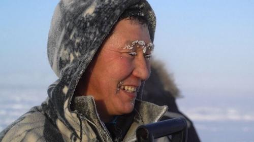 """Yakutistan halkı için buz """"yaşam kaynağı"""" demek"""