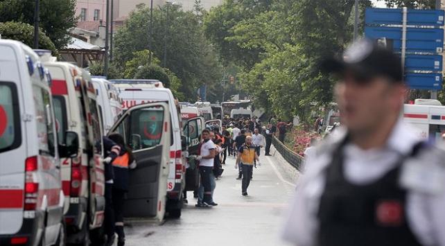 Vezneciler saldırısı davasında 12 sanık hakkında kırmızı bülten