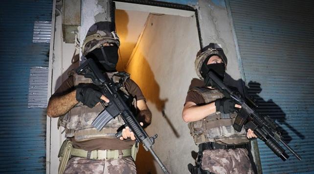 İstanbuldaki operasyonda DEAŞ militanı yakalandı