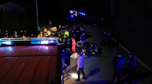 İtalyada gece kulübünde izdiham: 6 ölü, 50 yaralı