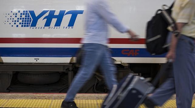 Yüksek Hızlı Trende yıl sonu hedefi 8 milyon yolcu