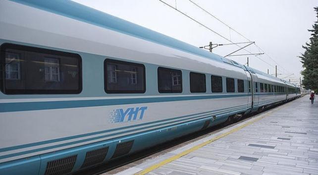 Yüksek Hızlı Tren seferlerinde kış tarifesine geçiliyor