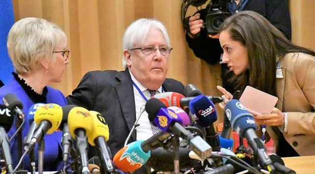 Birleşmiş Milletlerden Yemen konulu istişare toplantılarına övgü