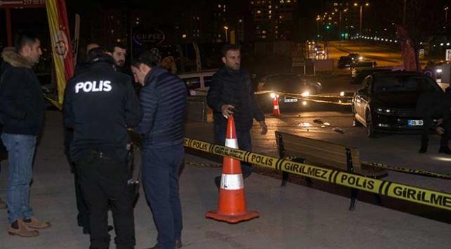 Ankarada silahlı saldırı: 4 yaralı
