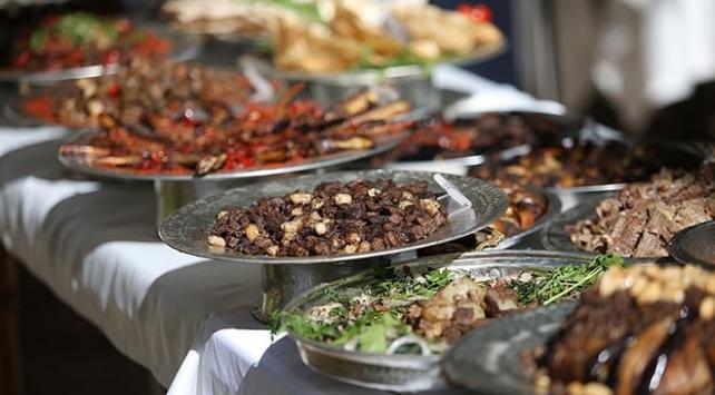 Türkiyenin gastronomi geliri 5 milyar dolar