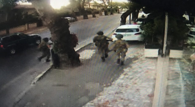 Çengelköy Polis Merkezinin işgali davasında sona doğru
