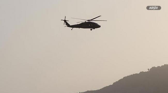 Sudanda helikopter kazası: 7 ölü