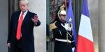 Fransadan Trumpın açıklamalarına tepki geldi