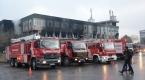 Maltepede fabrika yangını