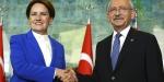 Ankarada sürpriz Kılıçdaroğlu-Akşener buluşması