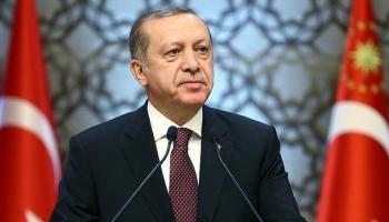 Cumhurbaşkanı Erdoğandan Vakıfbank Kadın Voleybol Takımına tebrik telgrafı
