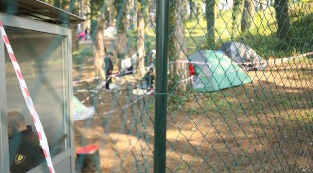 Bosna Hersekteki sığınmacılar soğukla mücadele ediyor