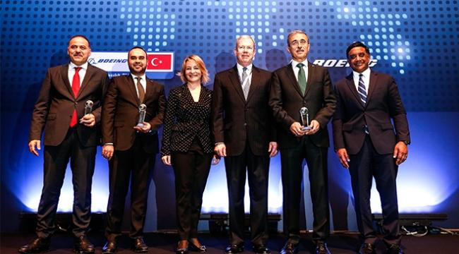 Boeing, Türkiyedeki ilk mühendislik ve teknoloji merkezini açtı